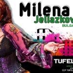 La VOCE Bulgara Milena Jeliazkova live al Tufello World Festival