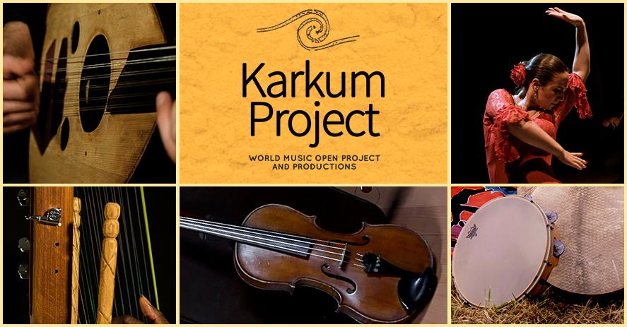 Karkum Project Claudio Merico e Giulia Tripoti