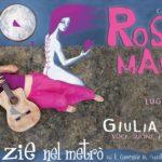 Rosa di Maggio – Giulia Tripoti live @ Zazie nel Metrò
