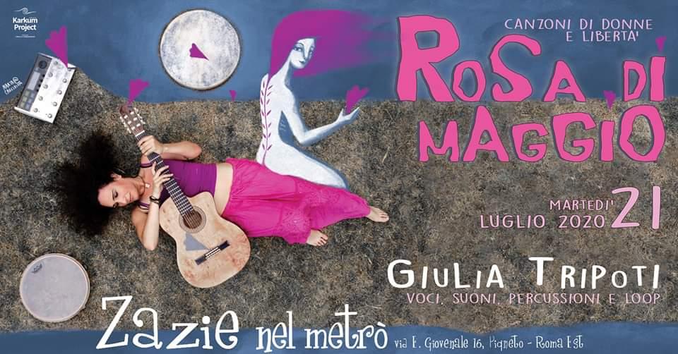 Rosa di Maggio Giulia Tripoti